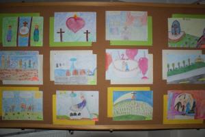 2009 - 25 lat parafii - konkurs plastyczny