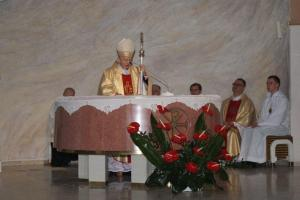 2009 - 25 lat parafii - Msza Jubileuszowa