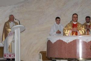 2009 - Msza św. odpustowa