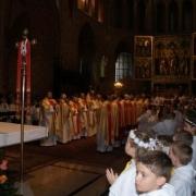 Pielgrzymka Dzieci do Katedry 2009