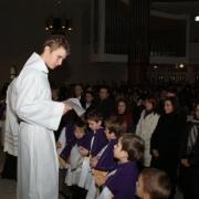2009 - Przyjęcie do grona ministrantów