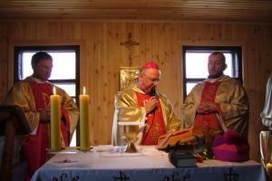 2010 - Budowa kościołów na Białorusi