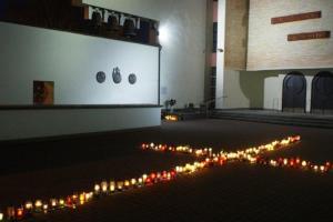 2010 - Msza św. za ofiary katastrofy