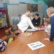 Wielkopostne spotkanie dzieci