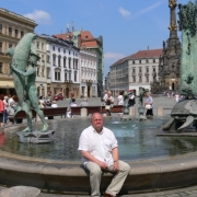 2011 - Trzy Stolice Naddunajskie - Ołomuniec