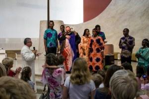 2015 - Chór Gospel z Wybrzeża Kości Słoniowej