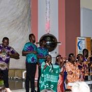 Chór Gospel z Wybrzeża Kości Słoniowej