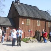 Drewniane Kościółki