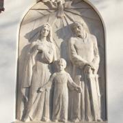 Pierwsza Msza. Św. z Nowenną w Intencji Rodzin