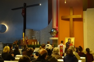 2015 - Symbole ŚDM w parafii