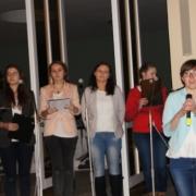 Koncert kolędowy Scholi