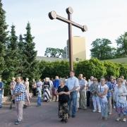 Nasza parafialna procesja Bożego Ciała