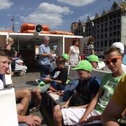 Wyjazd ministrantów do Chłapowa 05-11.08.2017