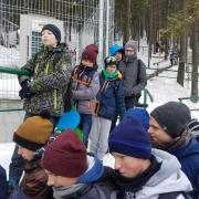 Wyjazd zimowy ministrantów do Rabki 2018
