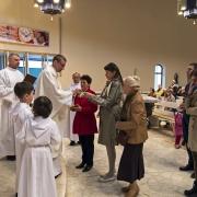 Uroczystość podjęcia duchowej adopcji dziecka poczętego.