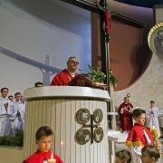 Bierzmowanie 2016 - sakramentu udziela ks.Bp.Grzegorz Balcerek