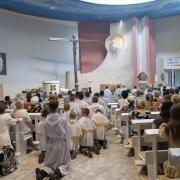 Uroczystość Bożego Ciała - procesja.