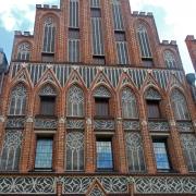 Toruń - Starówka.