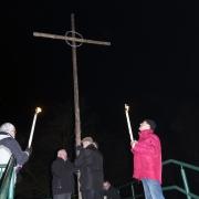 Droga Krzyżowa, godz. 4.30 - Park ks.Jasińskiego.