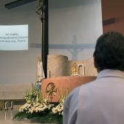 Różaniec Do Granic i Nabożeństwo Eucharystyczne.