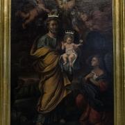 Kopia obrazu Św. Józefa z Sanktuarium Św. Józefa oo.Karmelitów.
