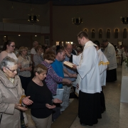 Msza św. Udzielanie sakramentu namaszczenia chorych