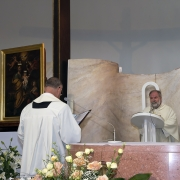 Akt zawierzenia Parafii Świętemu Józefowi.
