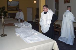 Wprowadzenie Ks. Jacka Maćkowiaka jako nowego proboszcza naszej parafii.