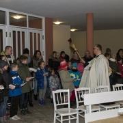 Kolejny etap przygotowań dzieci do przyjęcia I Komunii Św.Kolejny etap przygotowań dzieci do przyjęcia I Komunii Św.
