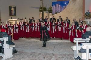 Koncert kolęd w wykonaniu Chóru Hasło.
