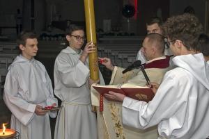 Liturgia Wigilii Paschalnej w czasie epidemii