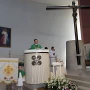Pożegnalna Msza św. ks. Macieja.