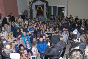 Misje Parafialne - nabożeństwo dla rodziców z małymi dziećmi i matek w stanie błogosławionym.