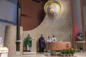 Misje Parafialne prowadzone przez Ojców Oblatów.