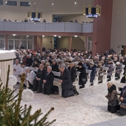 Nabożeństwem Dziękczynno – Błagalne na zakończenie Starego Roku.
