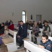Msza św. za Ojczyznę - Chór Nazaret.