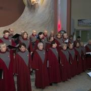 Koncert pieśni patriotycznych - chór Nazaret pd.p.Eligiusza Szczepaniak.