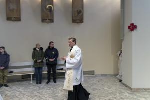Suma Odpustowa z udziałem księdza Roberta Korbika.