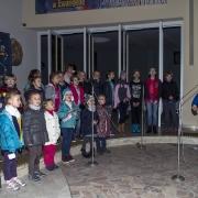 Październik 2015 - różaniec dla dzieci.