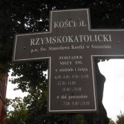 Pielgrzymka - Pomorze Zachodnie - 2015r.