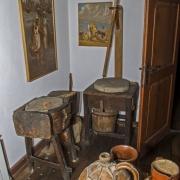 Grabonóg - sale muzealne.