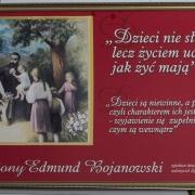 Podrzecze - piękna sentencja bł.Edmunda Bojanowskiego.