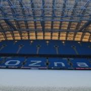 Półkolonie zimowe 2016 - Stadion Lecha.