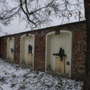 Sanktuarium Świętogórskie. Droga krzyżowa,