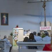 Msza Św. z nieszporami i kazaniem,