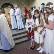 Modlitwa i rozważania przy IV ołtarzu.