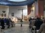 11 rocznica śmierci ks. Proboszcza Czesława Ksonia i odsłonięcie pamiątkowej tablicy poświęconej budowniczemu naszego kościoła.