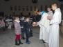 Roraty dla dzieci i spotkanie ze św. Mikołajem.