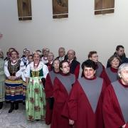 Chór Nazaret i Zespołu Pieśni i Tańca Siekieracy.