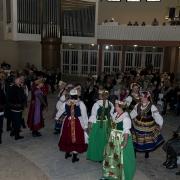 Zespół Pieśni i Tańca Siekieracy.